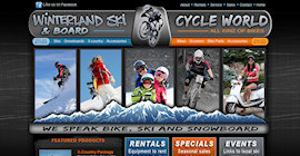 Winterland Ski/Cycle World